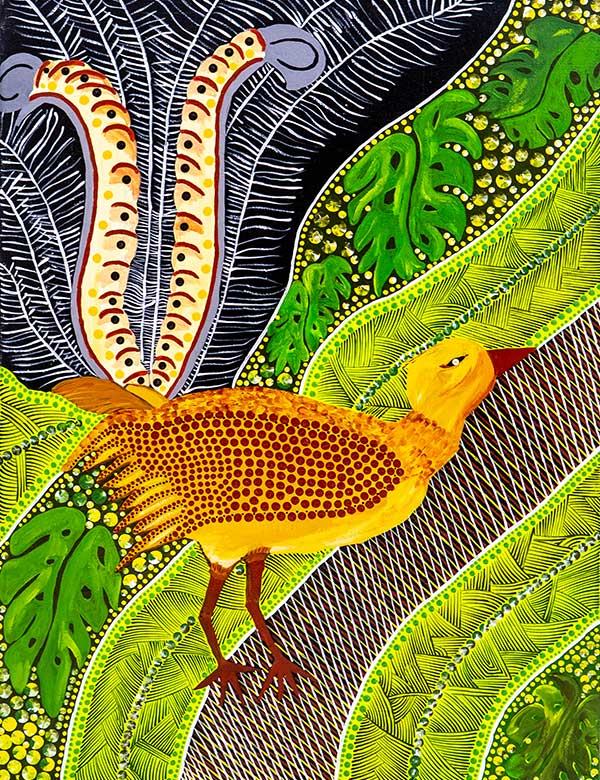 Peter Kafer – Leo the Lyre Bird